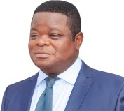 Prof. Peter Quartey Of startrite Montessori School